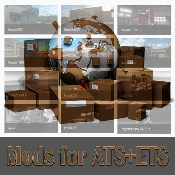Package for ATS and ETS2